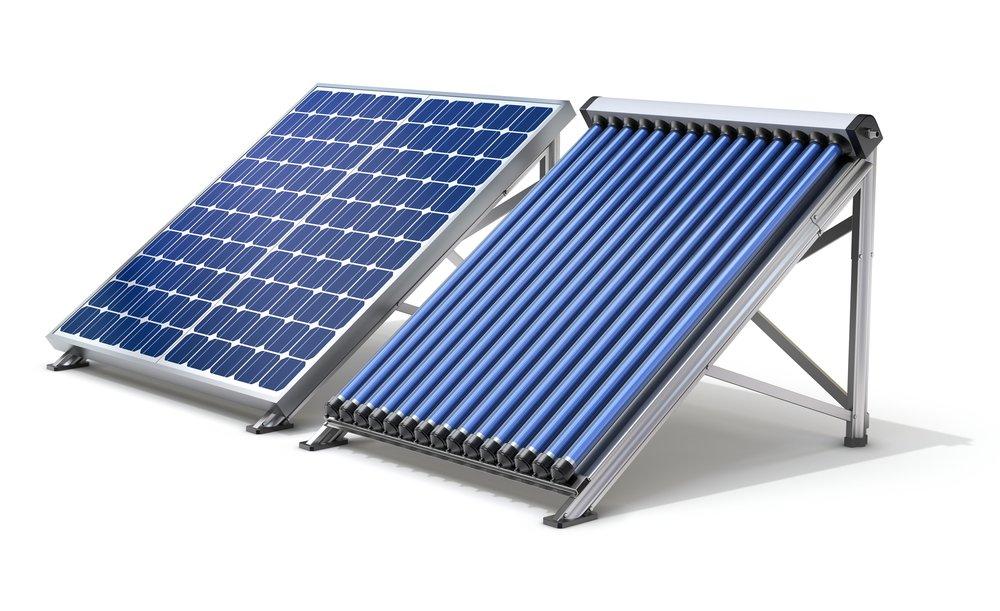 Acumuladores solares