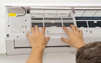 ¿Cómo desinfectar mi aire acondicionado?